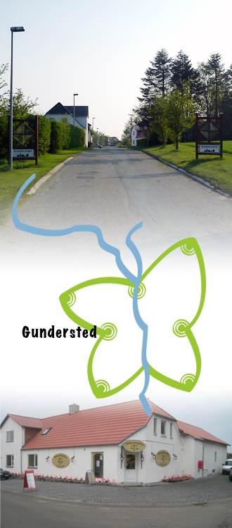 Gundersted by